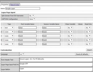 Intégrer une authentification multi-factor basée sur Google Authenticator
